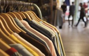 Mobile app for clothing stores